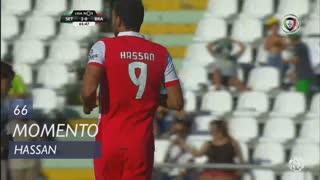 SC Braga, Jogada, Hassan aos 66'