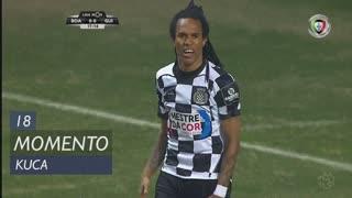 Boavista FC, Jogada, Kuca aos 18'