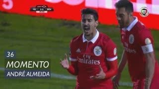 SL Benfica, Jogada, André Almeida aos 36'