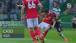 SL Benfica, Caso, Pizzi aos 27'
