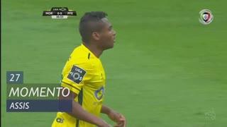 FC P.Ferreira, Jogada, Assis aos 27'