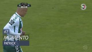 Vitória FC, Jogada, Patrick aos 47'