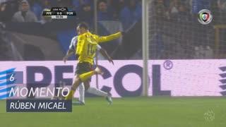 FC P.Ferreira, Jogada, Rúben Micael aos 6'