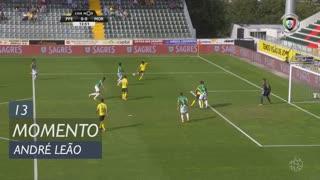 FC P.Ferreira, Jogada, André Leão aos 13'
