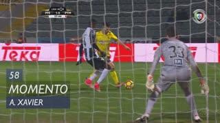 FC P.Ferreira, Jogada, António Xavier aos 58'