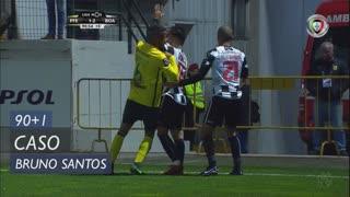 FC P.Ferreira, Caso, Bruno Santos aos 90'+1'