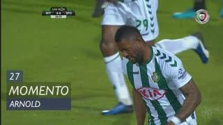 Vitória FC, Jogada, Arnold aos 27'