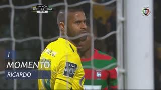 FC P.Ferreira, Jogada, Ricardo aos 1'
