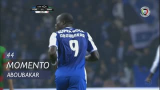 FC Porto, Jogada, Aboubakar aos 44'