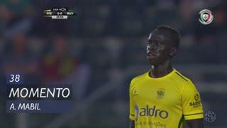 FC P.Ferreira, Jogada, A. Mabil aos 38'