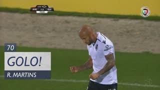 GOLO! Vitória SC, Rafael Martins aos 70', CD Aves 1-3 Vitória SC