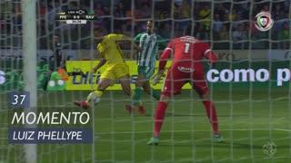 FC P.Ferreira, Jogada, Luiz Phellype aos 37'