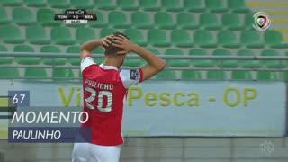 SC Braga, Jogada, Paulinho aos 67'
