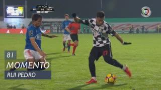 Boavista FC, Jogada, Rui Pedro aos 81'