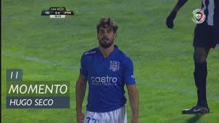 CD Feirense, Jogada, Hugo Seco aos 11'