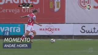 SC Braga, Jogada, André Horta aos 18'