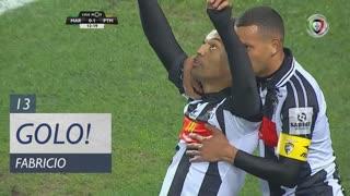 GOLO! Portimonense, Fabricio aos 13', Marítimo M. 0-1 Portimonense