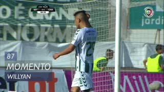 Vitória FC, Jogada, Willyan aos 87'