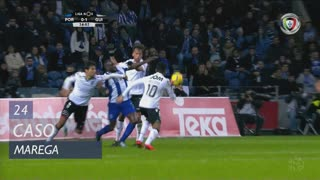 FC Porto, Caso, Marega aos 24'