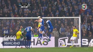 FC Porto, Caso, Marcano aos 66'