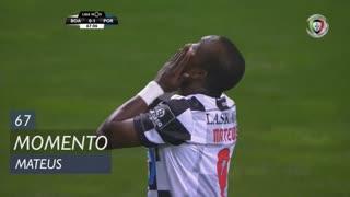 Boavista FC, Jogada, Mateus aos 67'