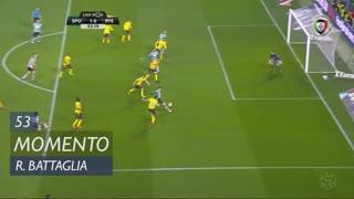Sporting CP, Jogada, Rodrigo Battaglia aos 53'