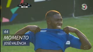 CD Feirense, Jogada, José Valencia aos 44'