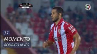 CD Aves, Jogada, Rodrigo Alves aos 77'