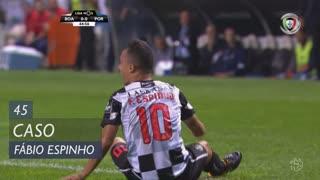 Boavista FC, Caso, Fábio Espinho aos 45'