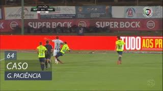 Vitória FC, Caso, Gonçalo Paciência aos 64'