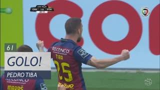 GOLO! GD Chaves, Pedro Tiba aos 61', GD Chaves 1-0 Portimonense