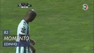 Vitória FC, Jogada, Edinho aos 82'