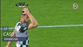 Boavista FC, Caso, Sparagna aos 20'
