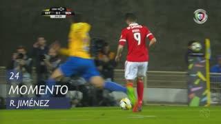 SL Benfica, Jogada, R. Jiménez aos 24'