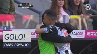 GOLO! Boavista FC, Fábio Espinho aos 4', Boavista FC 1-0 Portimonense