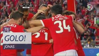 GOLO! SL Benfica, Jonas aos 78', SL Benfica 2-0 Vitória SC