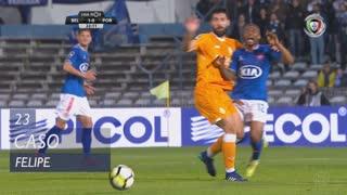 FC Porto, Caso, Felipe aos 23'