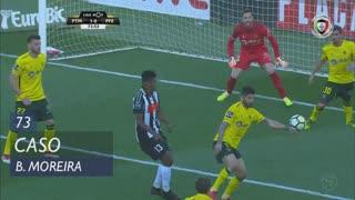 FC P.Ferreira, Caso, Bruno Moreira aos 73'