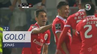 GOLO! SL Benfica, Jonas aos 22', Vitória SC 0-1 SL Benfica
