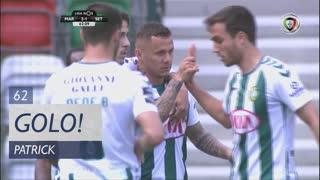 GOLO! Vitória FC, Patrick aos 62', Marítimo M. 3-1 Vitória FC