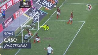 Vitória FC, Caso, João Teixeira aos 90'+4'