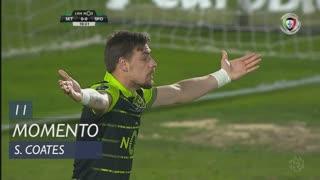 Sporting CP, Jogada, S. Coates aos 11'