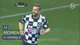 Boavista FC, Jogada, Nuno Henrique aos 14'