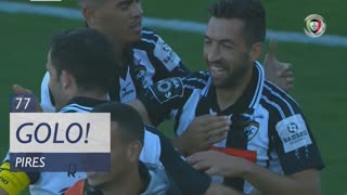 GOLO! Portimonense, Pires aos 77', Portimonense 2-0 FC P.Ferreira