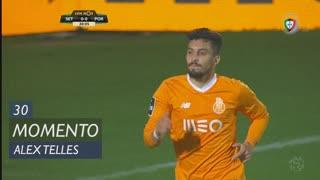 FC Porto, Jogada, Alex Telles aos 30'
