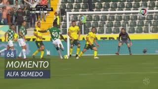 Moreirense FC, Jogada, Alfa Semedo Esteves aos 66'