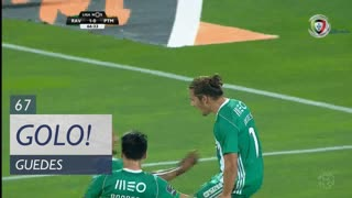 GOLO! Rio Ave FC, Guedes aos 67', Rio Ave FC 2-0 Portimonense