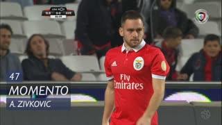 SL Benfica, Jogada, A. Zivkovic aos 47'