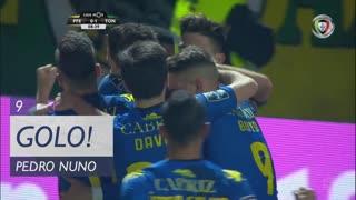 GOLO! CD Tondela, Pedro Nuno aos 9', FC P.Ferreira 0-1 CD Tondela