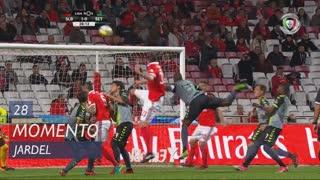 SL Benfica, Jogada, Jardel aos 28'